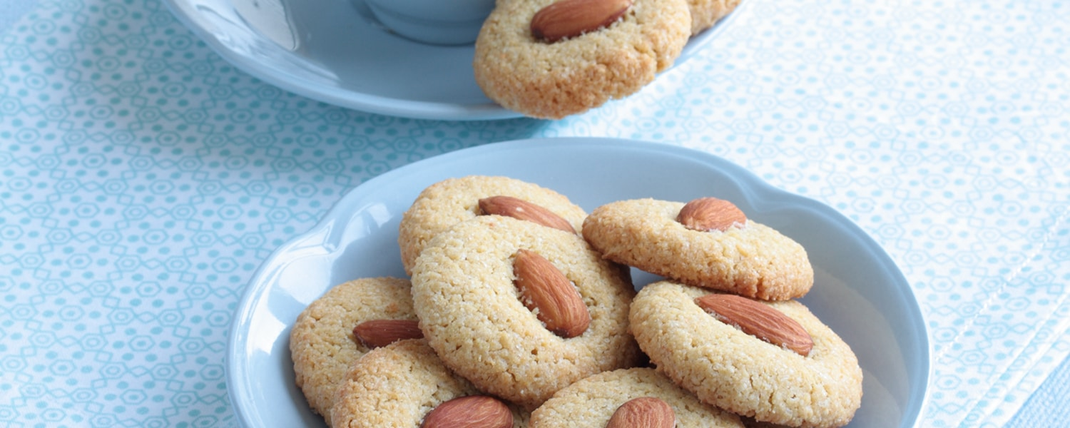Almond-Quinoa-Cookies