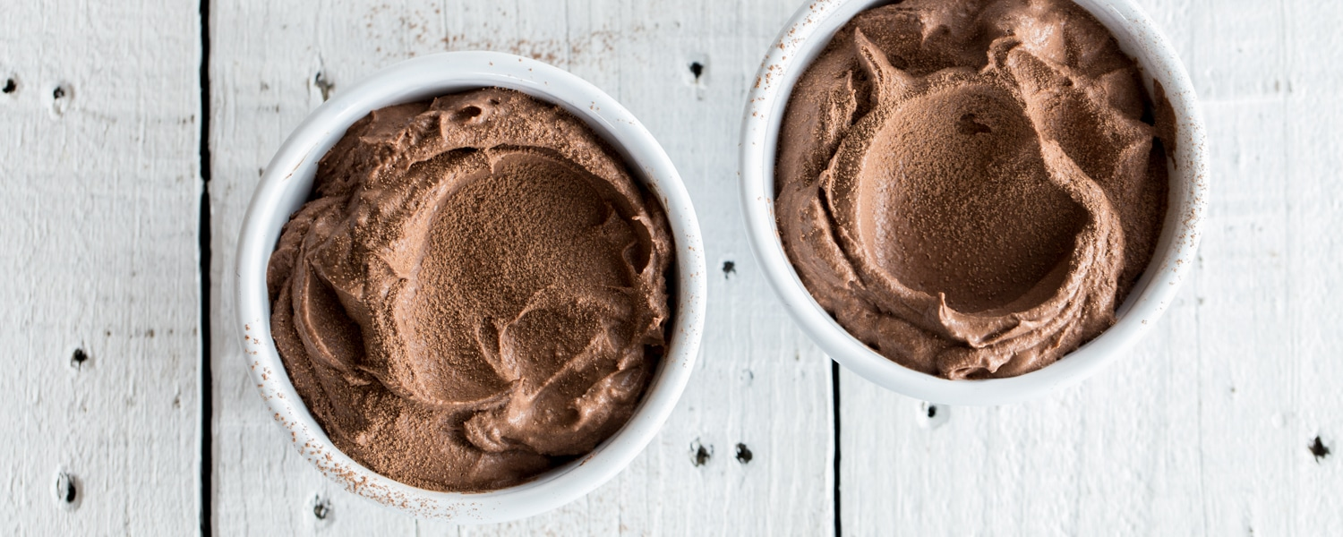 vegan 3 ingredient chocolate mousse recipe vegan