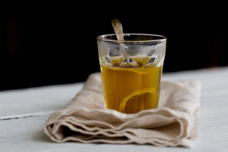 apple cider vinegar winter tonic