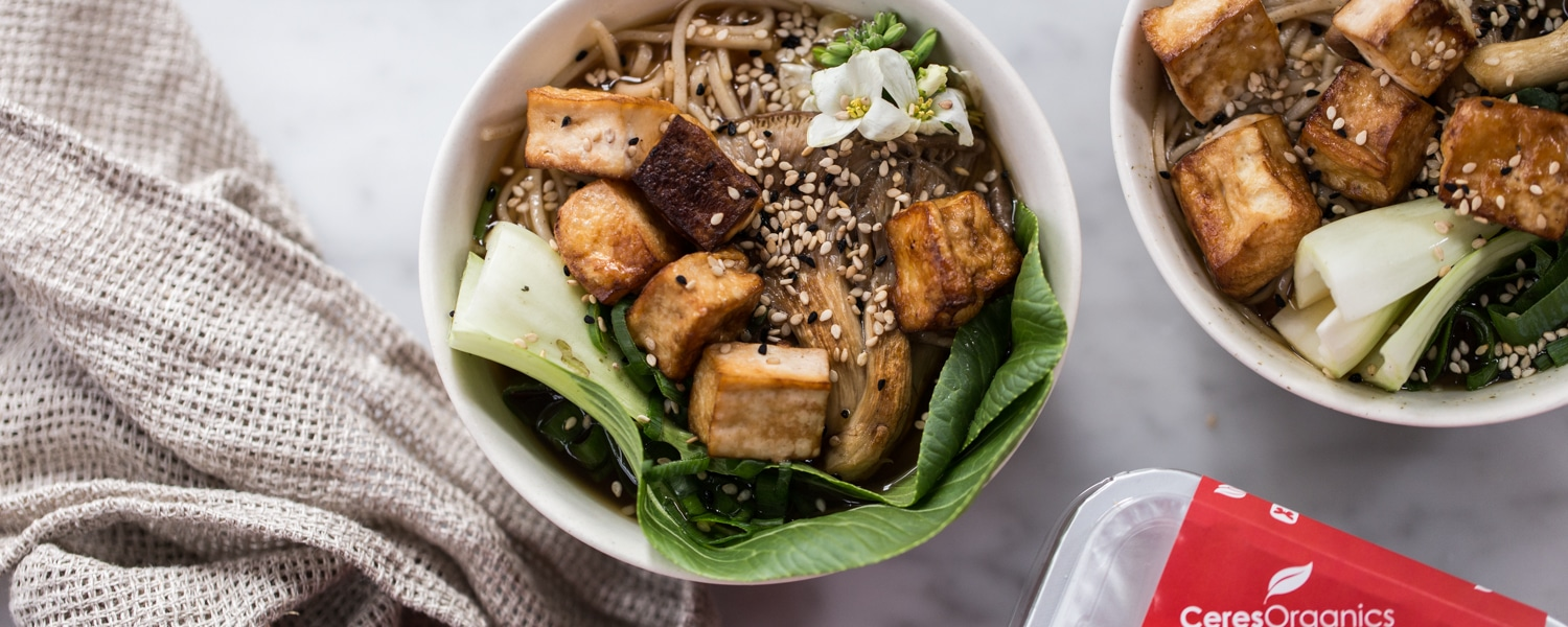 miso broth bowls recipe