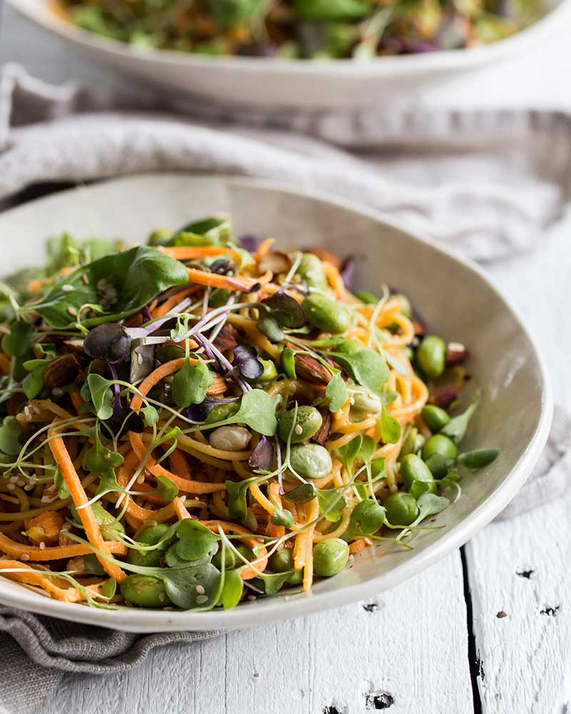 red-lentil-salad-with-miso-dressing-vegan
