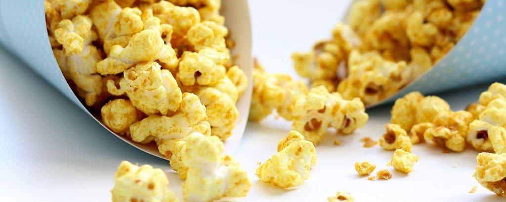 Sunshine Cheese Popcorn