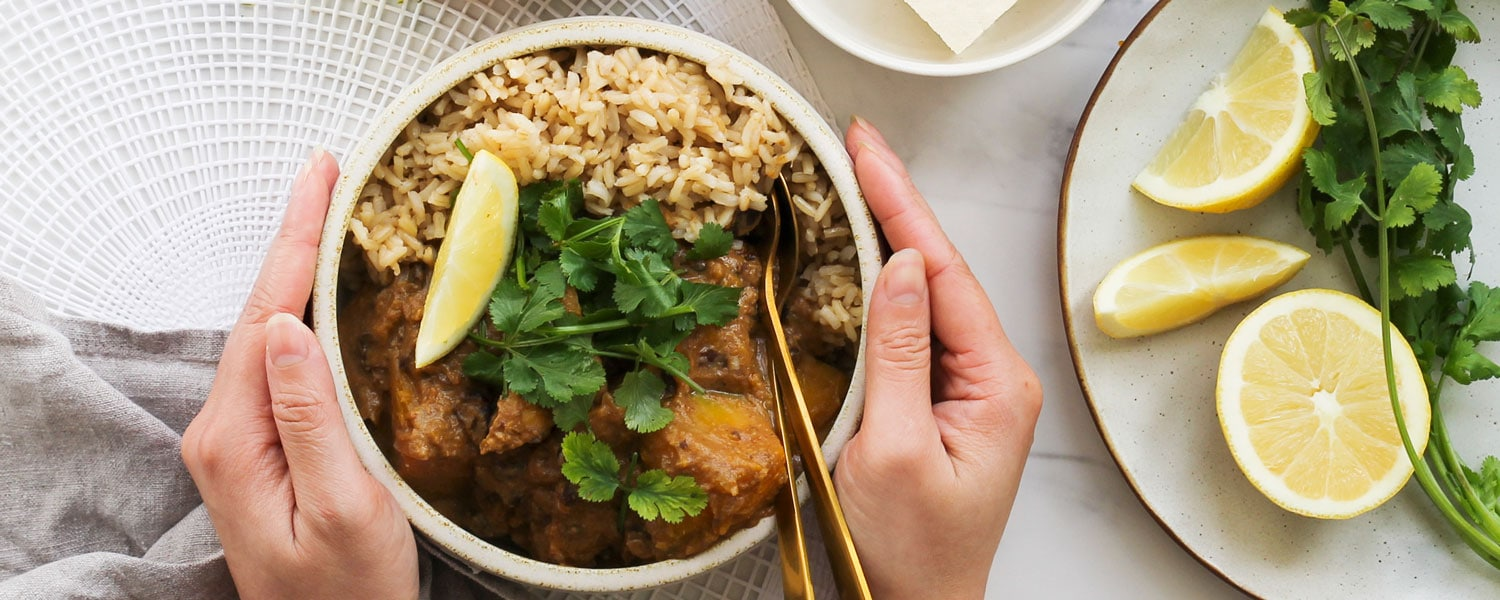 Almond Butter Curry